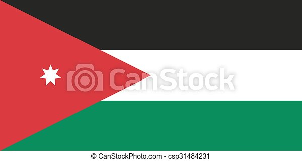 national flag of jordan offical co national flag of jordan