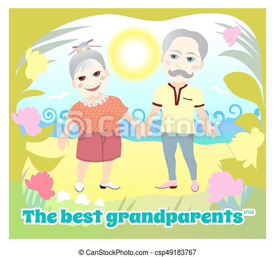 National grandparents day greeting card greeting card national national grandparents day greeting card csp49183767 m4hsunfo