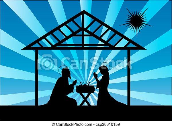 natividad, navidad - csp38610159