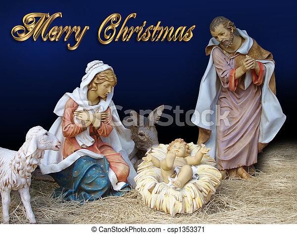Immagini Nativita Natale.Nativita Religioso Natale