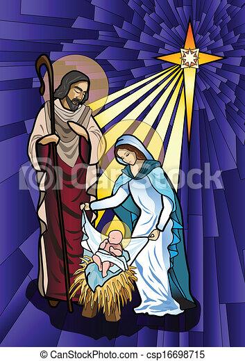 Nativity - csp16698715