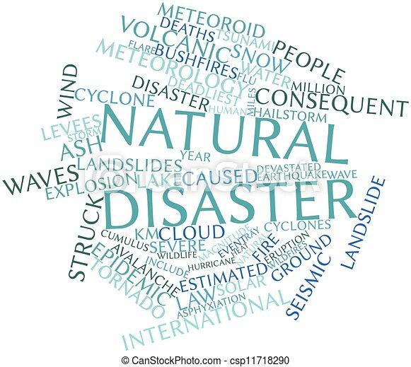 Natural disaster - csp11718290