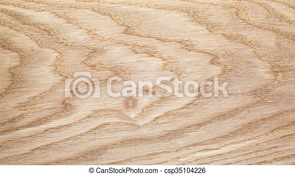 natural oak texture for background - csp35104226