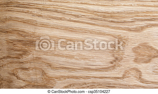 natural oak texture for background - csp35104227