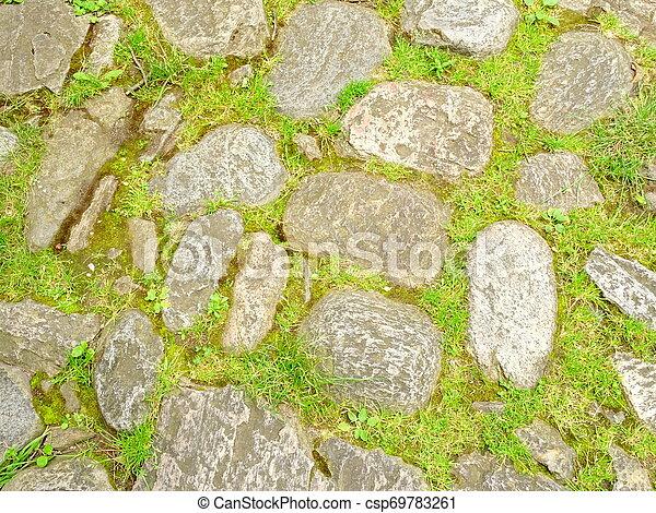 Natural Stone Tiles - csp69783261