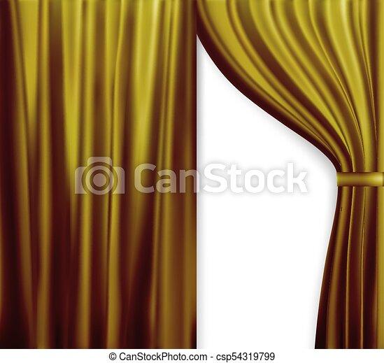 1c05e4d4f Naturalistic image of curtain