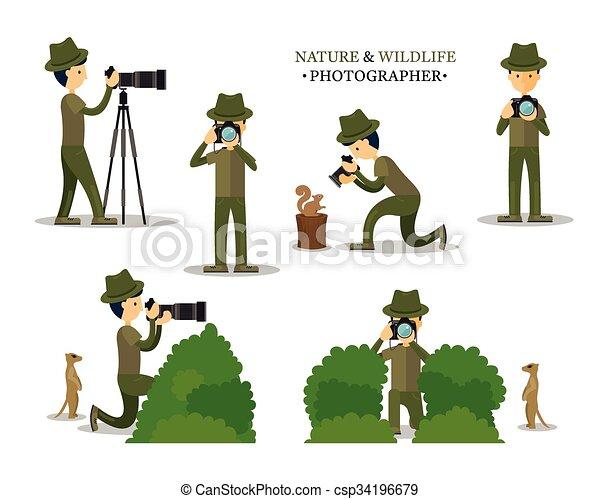 Wildlife Photography Icon