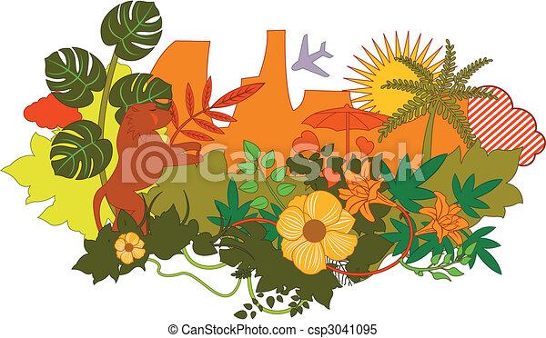 nature scenery - csp3041095