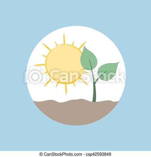 nature symbol - csp42593849
