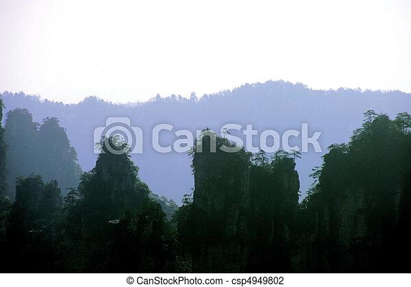 nature, vue - csp4949802