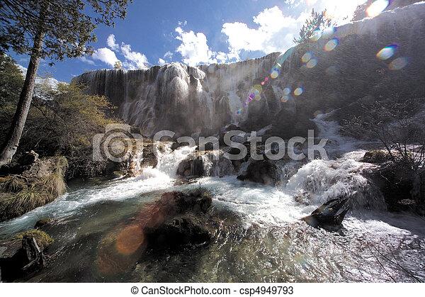 nature, vue - csp4949793