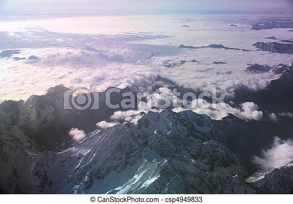 nature, vue - csp4949833