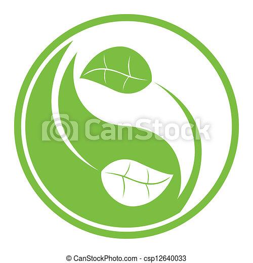 Nature Yin Yang - csp12640033
