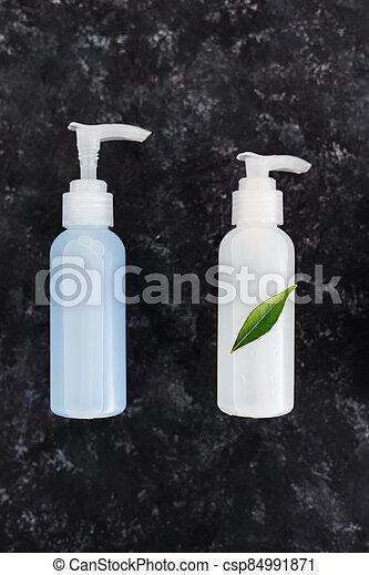 naturel, groupe, vert, cruelty-free, lotions, moisturizers, beauté - csp84991871