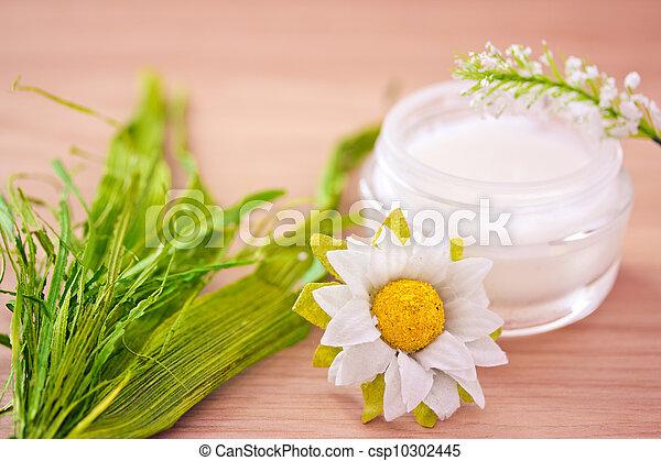 naturel, organique, beauté, lotion/moisturizer - csp10302445