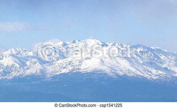 naturel, paysage - csp1541225