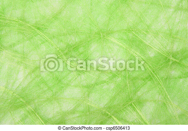 naturel, sisal, fond, vert - csp6506413