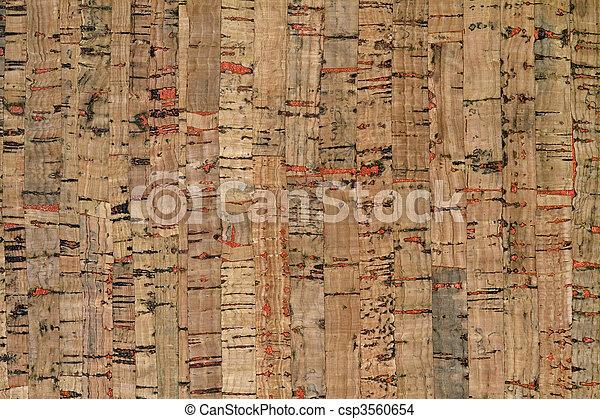 naturel, texture., bouchon - csp3560654