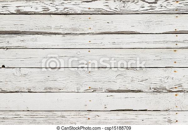 naturlig, struktur, mönster, ved, bakgrund, vit - csp15188709