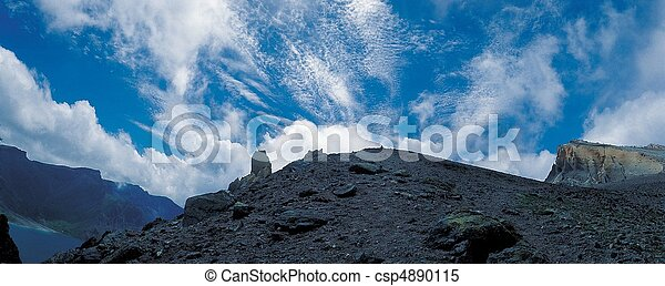 natuur, aanzicht - csp4890115