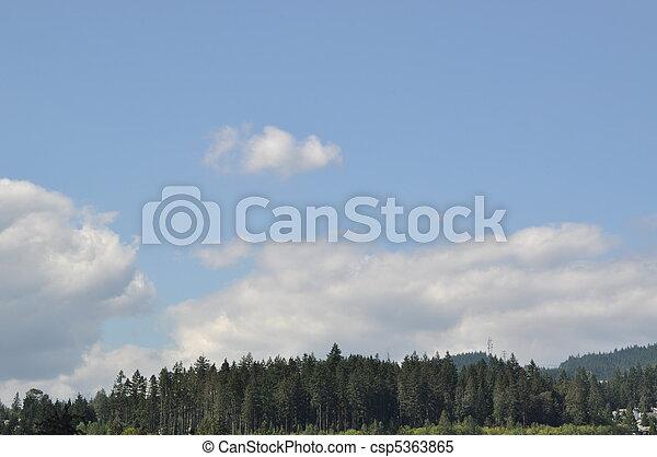natuur, aanzicht - csp5363865