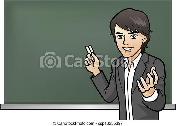 nauczycielski, les, namiętny, cramschool - csp13255397