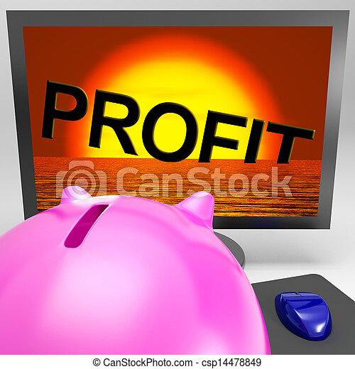 naufrage, moniteur, profit, unprofitable, commerce, spectacles - csp14478849