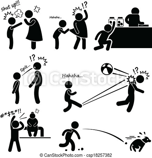 Yelling Clipart Rudeness - Cartoon , Free Transparent Clipart - ClipartKey