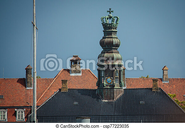 Naval brig, Copenhagen - csp77223035