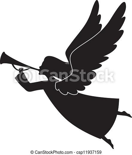 navidad, ángel - csp11937159