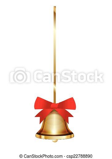 Navidad Bell - csp22788890