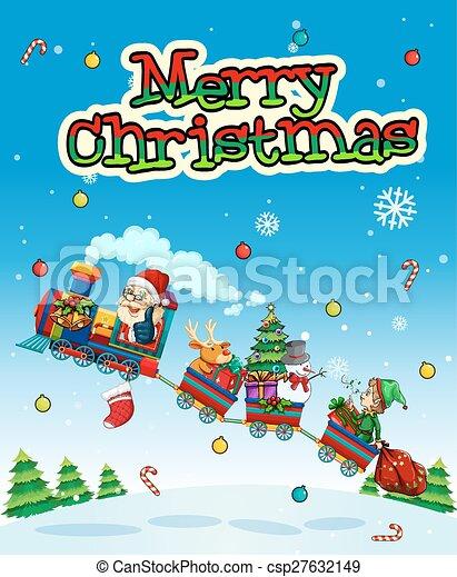 Navidad - csp27632149