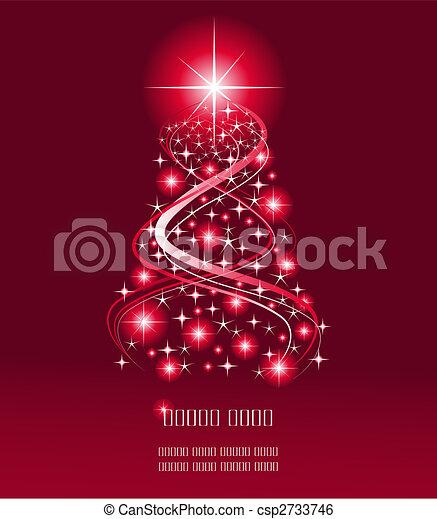 Trasfondo navideño - csp2733746