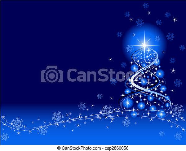 Trasfondo navideño - csp2860056