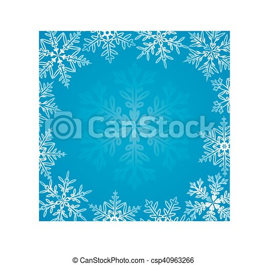 Trasfondo navideño - csp40963266