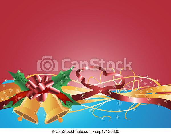 Trasfondo navideño - csp17120300