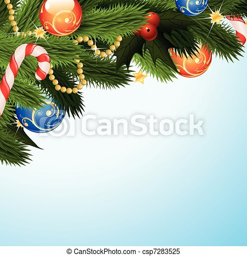 Historia de Navidad - csp7283525