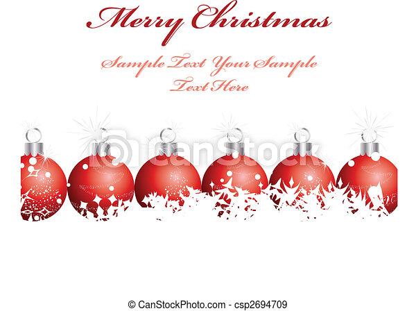 Historia de Navidad - csp2694709