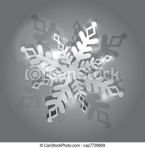 Trasfondo de Navidad - csp7739669