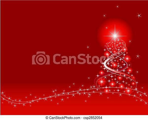 Trasfondo navideño - csp2852054