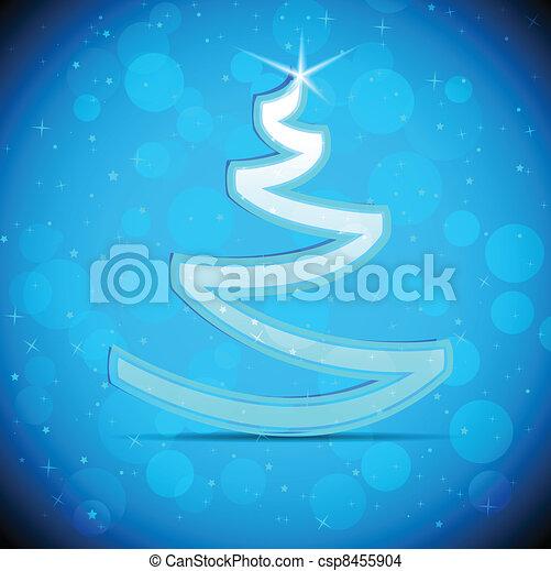 Trasfondo de Navidad - csp8455904