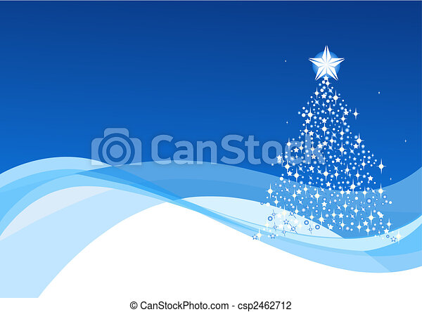 Trasfondo navideño - csp2462712