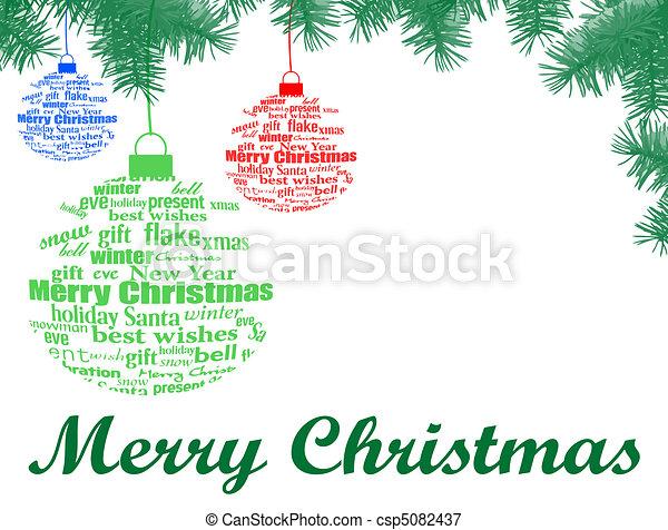 Historia de Navidad - csp5082437