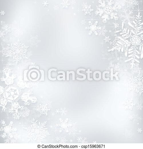 Trasfondo navideño - csp15963671