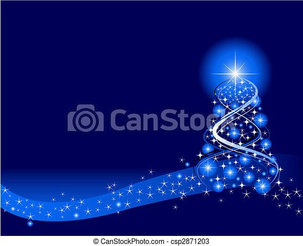Trasfondo navideño - csp2871203