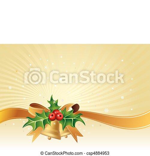 Historia de Navidad - csp4884953