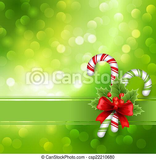 Saludos de Navidad - csp22210680