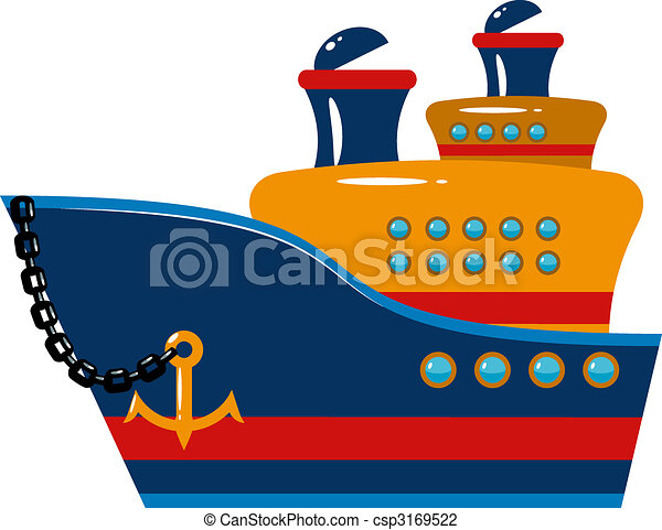 navio passageiro, cruzeiro - csp3169522
