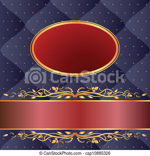 navy blue and maroon background - csp10885326