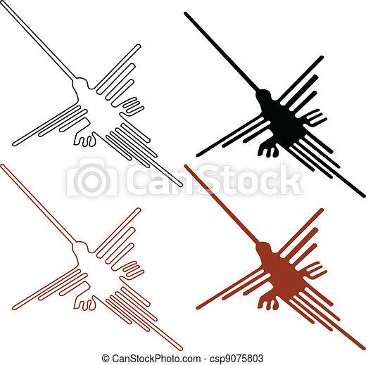 Nazca Lines Set - csp9075803